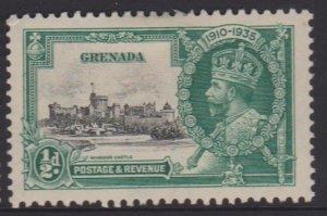 Grenada Sc#124 MH