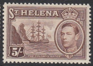 St. Helena 126 MH CV $11.00