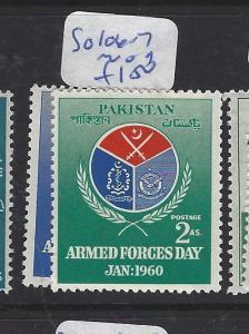 PAKISTAN  (P1810BB)  SG  106-7     MOG