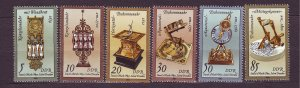 J23259 JL stamps 1983 DDR germany set mnh #2343-8 devices