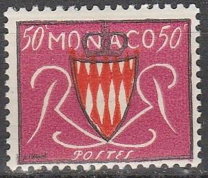 Monaco #312  MNH  (S7681)