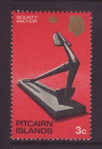 1969 Pitcairn Is 3c Bounty Anchor Mint