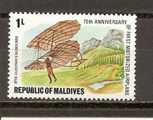 Maldive Islands 719 MNH