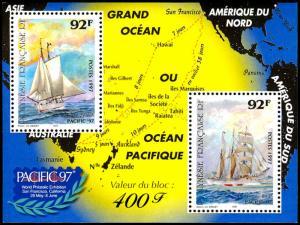 FRENCH POLYNESIA 706b  Mint (ID # 40677)