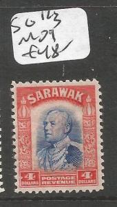 Sarawak SG 123 MOG (4czu)
