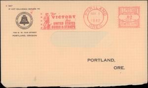 United States, Oregon, Meters