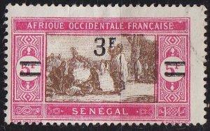 SENEGAL [1922] MiNr 0099 ( */mh )