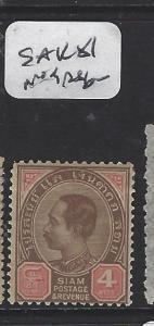 THAILAND (P1812B)   RAMA    SAK 81    MOG