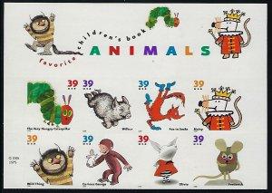 Catalog #3987 94 Block of 8 Favorite Children's Books With Header