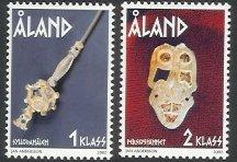 Aland - 2002 Iron Age Jewellery found on Aland (MNH)