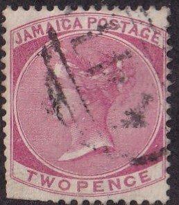 Jamaica #8 Used