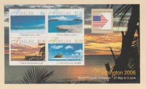 Tokelau Islands Scott #301a Stamps - Mint NH Souvenir Sheet