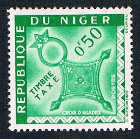 Niger J22 MLH Cross of Agadez (BP1032)