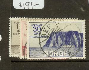 NORWAY (P1908B) SCB1-3   VFU