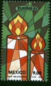 MEXICO 1328 Christmas Holidays MINT, NH. VF.