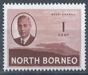 North Borneo - SC# 244 - MNH - SCV $0.25