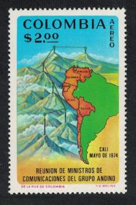 Colombia Meeting of Communications Ministers Andean Group Cali 1v SG#1351