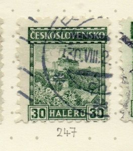Czechoslovakia 1926-27 Issue Fine Used 30h. NW-148593