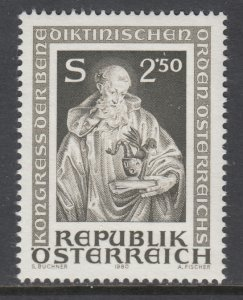 Austria 1153 MNH VF