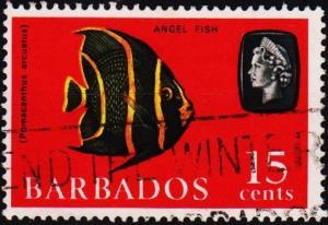 Barbados. 1965 15c S.G.330 Fine Used