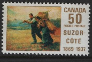 CANADA, 492, MNH, 1969, Return from the harvest