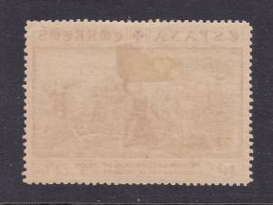 Spain a 1930 Columbus 10P MH