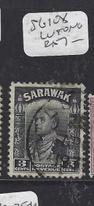 SARAWAK  (PP3010B)  3C BROOKE  SG 108    LUTONG   VFU