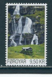 Faroe Islands 672  MNH