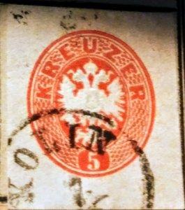 Austria 31 used XF CV $11.02