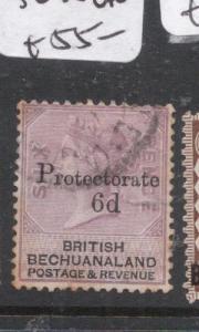 Bechuanaland SG 45 VFU (4dlc)
