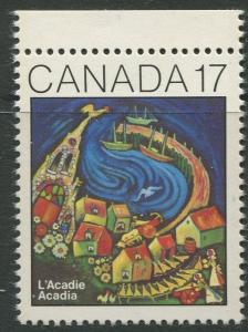 STAMP STATION PERTH Canada #898 Arcadian Congress Cent. Issue 1981 MNH CV$0.25