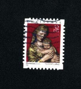 USA # 3244  1  used 1998 PD .08