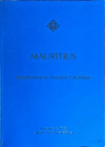 MAURITIUS PRIMITIVE ISSUES - Identification of the Plates and Positions