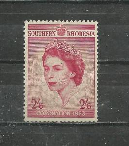 Southern Rhodesia Scott catalogue # 80 Unused Hinged