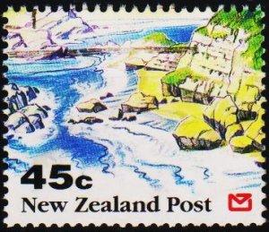 New Zealand. 1992 45c S.G.1696 Fine Used