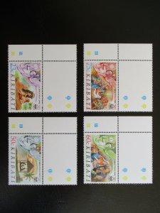 Kiribati #578-81 Mint Never Hinged (N7M0) WDWPhilatelic