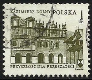 Poland 1975 Scott# 2129 Used