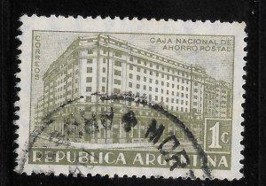 Argentina Used [3267]