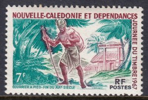 New Caledonia - Scott #356 - MLH - SCV $3.25