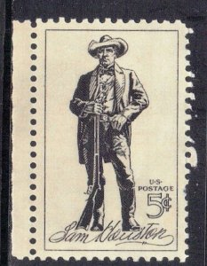 USA SCOTT #1242  MNH 1964 SAM HOUSTON SENATOR  SEE SCAN