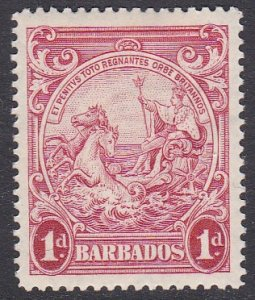 Barbados Sc #194 MH; Mi #156