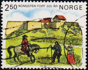 Norway. 1985 2k50 S.G.951  Fine Used