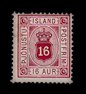 ICELAND O7 MH