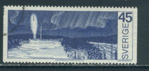 Sweden 857  Used (6