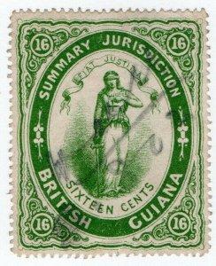 (I.B) British Guiana Revenue : Summary Jurisdiction 16c (1883)