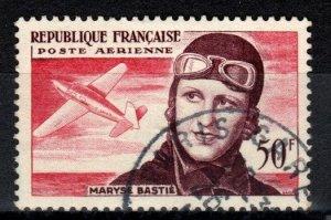 France #C33  F-VF Used  CV $3.75  (X7020)