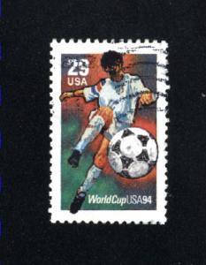 USA # 2834  used 1994 PD .08