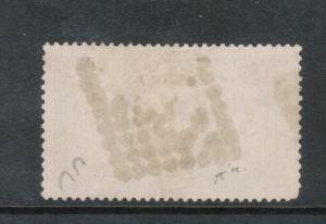 France #37 Very Fine Used With Tiny Little Pinpoint Thin