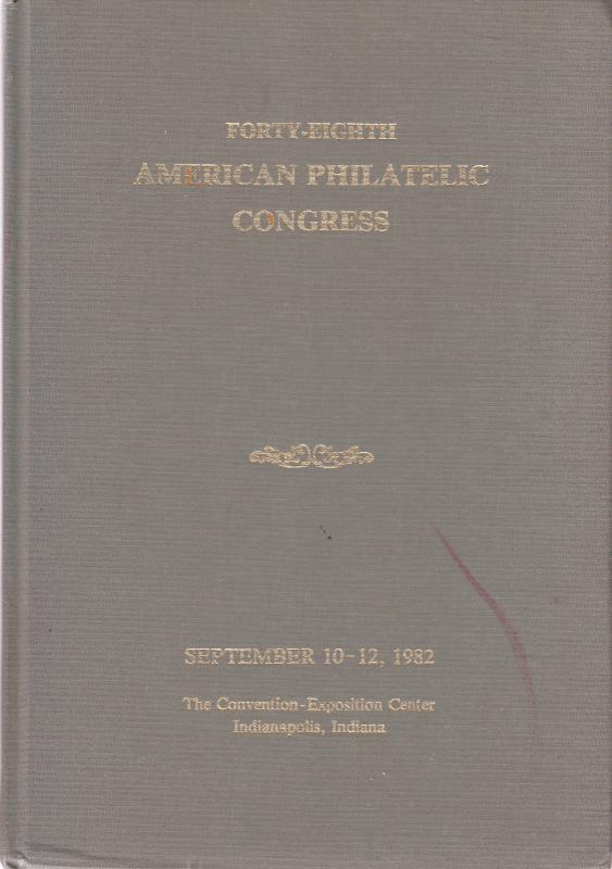 American Philatelic Congress #48 - 1982