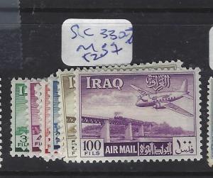 IRAQ (P1908B)  A/M  SG 330-337  MOG
